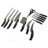 Set De Cuchillos De 13 Piezas Miracle Blade