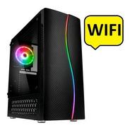 Pc Gamer Amd Athlon 3000g/8gb Ram/480gb Ssd/a320m/wifi