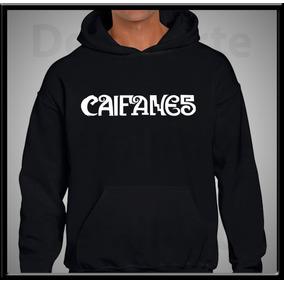 dce3b279096b7 Camisetas De Caifanes - Sudaderas y Hoodies de Hombre Negro en ...