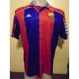 Camiseta Fútbol Barcelona España Kappa 1993 1994 Stoichkov 8