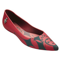 Zapatos Melissa Nuevos Chatitas Flats Maléfica Disney