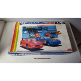 Pista De Autorama - Grand Racing Us-3 Completa , Usada