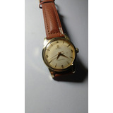 Relógio Omega Seamaster Corda Original Raridade Ouro
