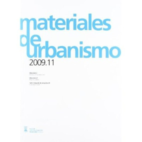 Materiales De Urbanismo 2009.11 (arquitectura); Envío Gratis