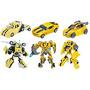 Juguete La Figura De Acción Transformers Exclusive Deluxe 3