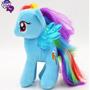 Peluche My Little Pony 18 Cm Felpa Rainbow Dash