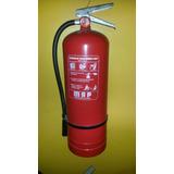 Extintor De Polvo Químico Seco (pqs Nuevos De 7 Libras)