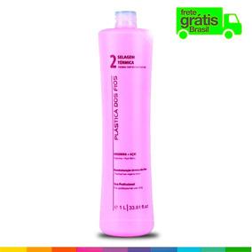 Plastica Dos Fios Selagem Térmica Passo 2 1l. + Frete Grátis