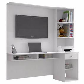 Mesa Para Computador Suspensa Escrivaninha Agáve | Colibri