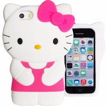 Funda Botarga Hello Kitty Iphone 5 5s Se
