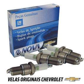 Jogo Velas Ignicao Kadett Monza Ipanema 1.8 E 2.0 Gasolina