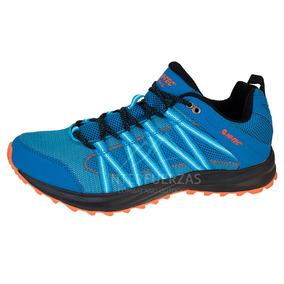 Zapatilla Hombre Hi-tec Trail Running Sensor Trekking Hitec