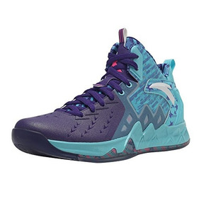 Tenis Baloncesto Anta Kt2 2017 Purple 9 Us