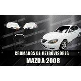 Cobertor Cromado De Retrovisores Mazda 3 O 6
