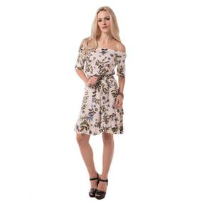 Modelos de vestidos evasê com amarração