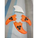 Jogo De Quilhas Padrão Fcs - Quilhas Surf - Honeycomb G5