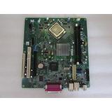 Tarjeta Madre Dell Optiplex 380 Mt S775 F0tgn Hn7xn Cpu Int