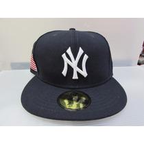 Boné Original Mlb - New York Yankees - Aba Reta 7 1/8