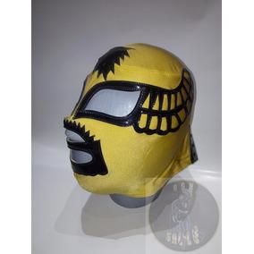 Mascara Profesional De Mil Mascaras Cmll Aaa Wwe