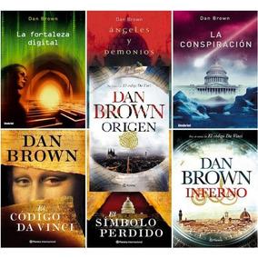 Coleccion Completa Saga Robert Langdon Dan Brown 7 Libros