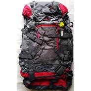 Mochila Mochilero Pro Trekking Camping 60 Lts Original