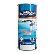 Thinner Solvente 900ml - Eucatex