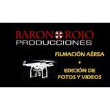 Filmación Aéra Con Drone Para Tus Eventos!