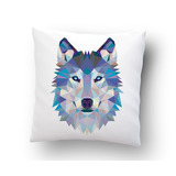 Cojín Decorativo Lobo + Envío Gratis - 45x45cms