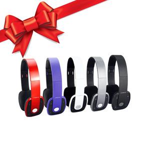 Auricular Bluetooth Con Micro Sd Mp3 Radio Fm Xion Regalo !