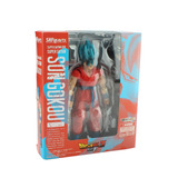 Figura Acción Dragon Ball Z Super Saiyan Goku 6.8in En Caja