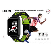 Smartwatch Colmi Land 1 Verde Inteligente