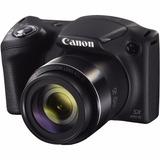 Camara Canon Powershot Sx420 Negra