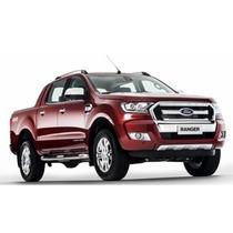 Sucata De Ford Ranger 2017 Limited Para Retirada De Peças