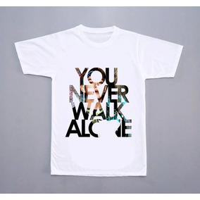 Camiseta Kpop Bts Bangtan Boys You Never Walk Alone V