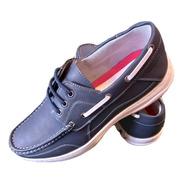 Zapatos Náuticos Kevingston Azul