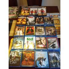 Peliculas Blu Ray Usadas Originales Colección Mejor Precio