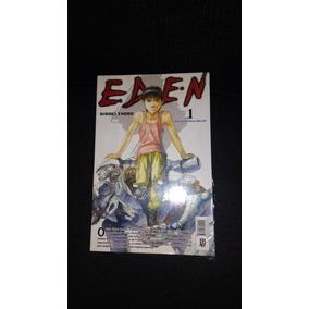 Eden Vol. 1 Nova Edição Jbc- Lacrado