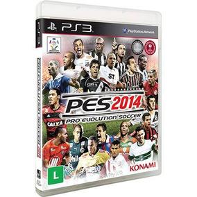Pro Evolution Soccer 2014 (pes) - Ps3
