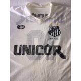Camisa Retro Santos Unicor - Esportes e Fitness no Mercado Livre Brasil 8a5561bf487d4