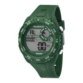 Relógio Technos Masculino Palmeiras Digital Pal13602a/8v