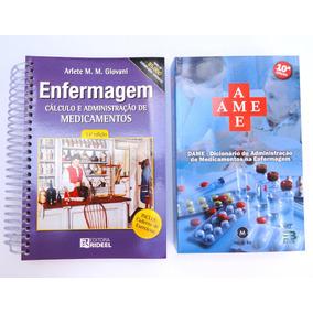 Kit De Enfermagem - Cálculo + Ame 10ª Ed.