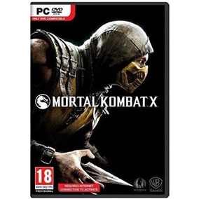 Mortal Kombat X Pc Steam Key Original
