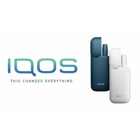 Iqos, Cigarrillo Sin Combustion Philip Morris