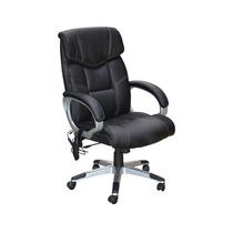 Cadeira Escritório Presidente Executiva Giratória Massagem