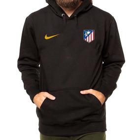 afbb5d7130 Blusa Moletom Casaco Canguru Atlético De Madrid Futebol Time