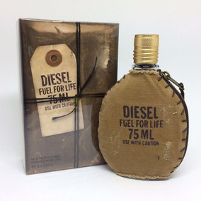 Diesel Fuel For Life 75ml Masculino | Original E Lacrado