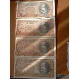 Billetes Antiguos Chilenos