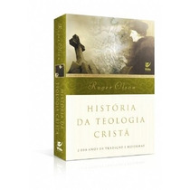 História Da Teologia Cristã Livro + Credo Dos Apóstolos