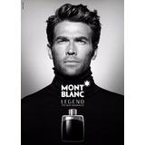 Perfume Legend De Montblanc 100ml Tester / Probador