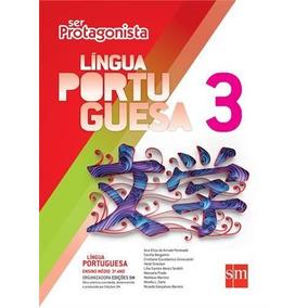 Ser Protagonista - Lingua Portuguesa - 3º Ano - Ensino Médio